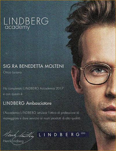 certificazione-lindberg-benedetta-molteni