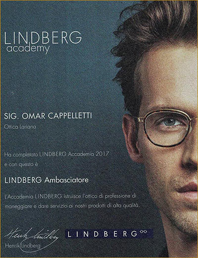 certificazione-lindberg-omar-cappelletti