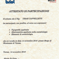 corso-visionix-2016-omar-cappelletti-ottica-lariana-como
